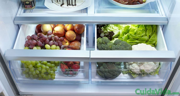 Cómo conservar verdura
